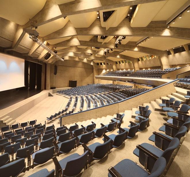 ICS | Professional Audio Solutions for Auditoriums