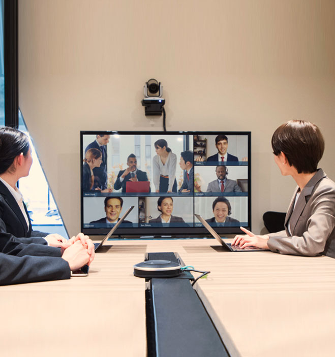 ICS | Video Conferencing Collaboration Solutions