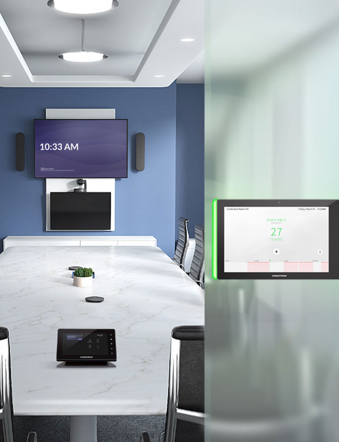 ICS | Digital Signage Solutions for Scheduling Boards