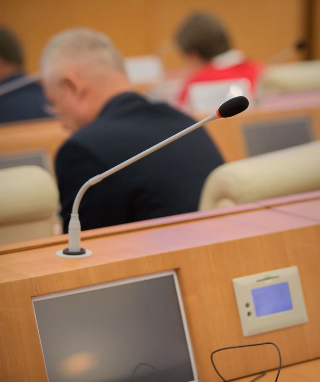 ICS | Video Over IP Services for Government Institutions &Civic Bodies