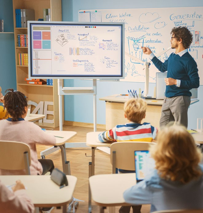 ICS | Presentation & Mass Notification Systems for Schools and Higher Education