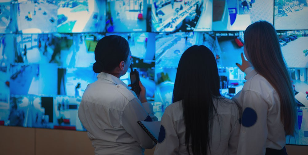 ICS | Professional Audio Video Control Systems for Security Monitoring Centers