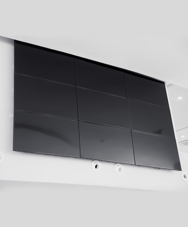 ICS | Video Wall Display Systems